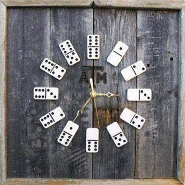 Orologi creativi 18 idee creative per un orologio unico for Orologio fai da te