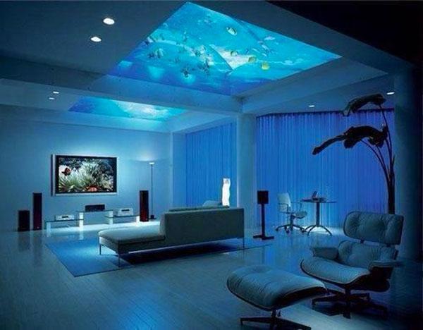 Arredare con un acquario 15 acquari da arredo for Acquario casa prezzi