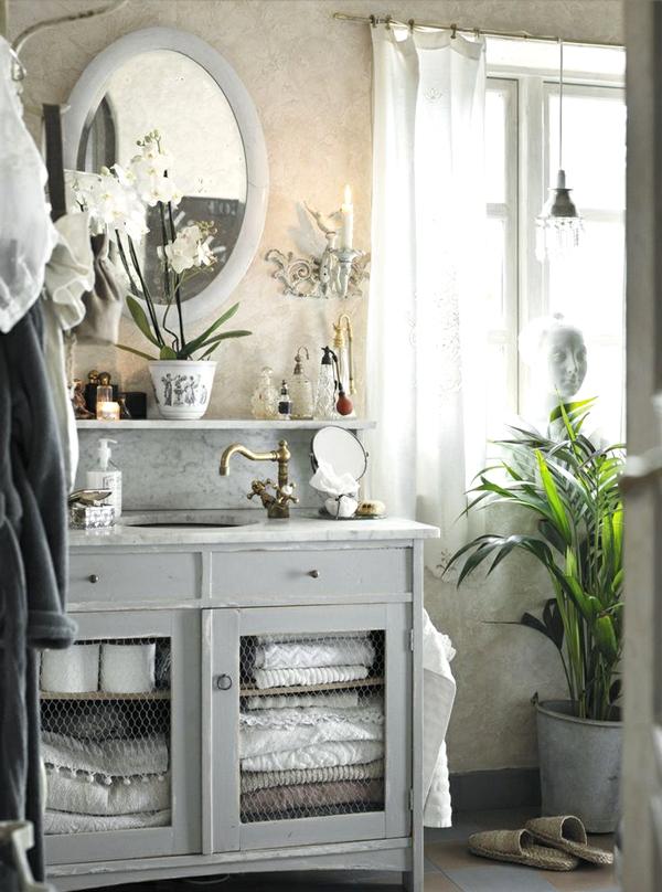 Bagni vintage una bellissima selezione stile vintage - Idea design casa ...