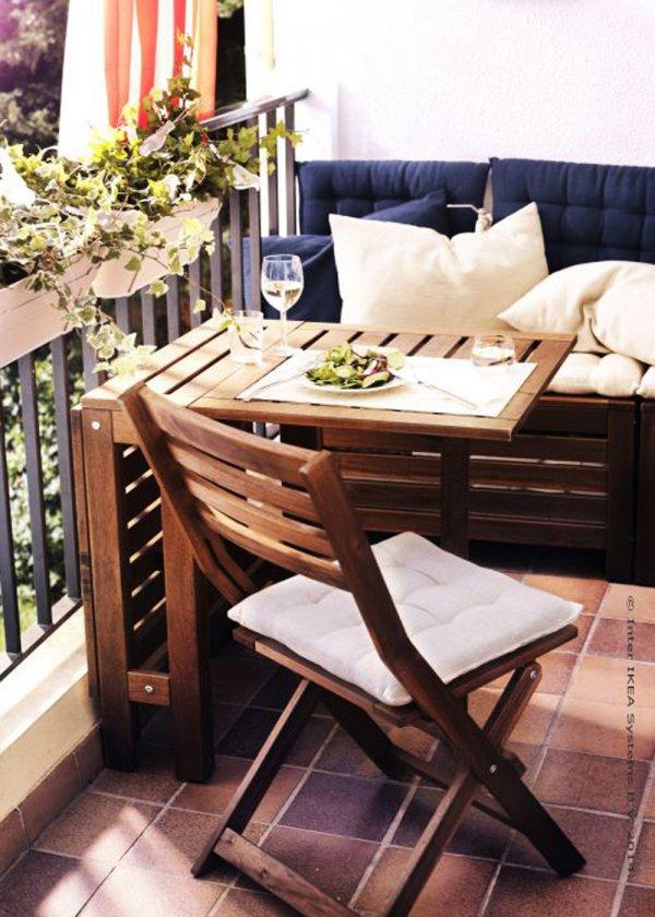 balcone ottimizzato