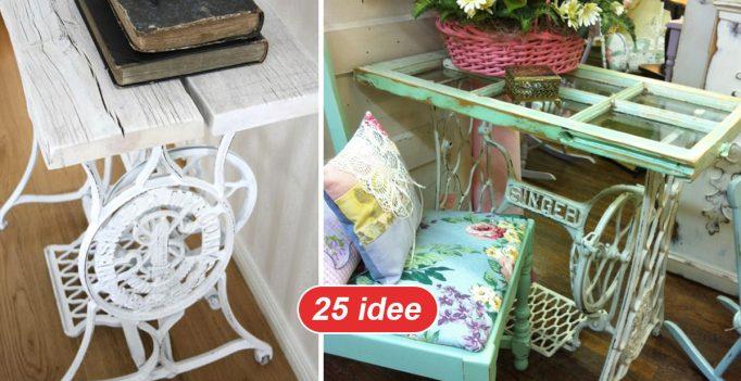 Idee Cucito Per Il Bagno : Vecchia macchina da cucire: ecco come la potresti riciclare