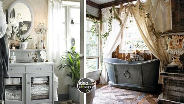 Bagni vintage: 14 idee per arredare il bagno in stile Vintage…