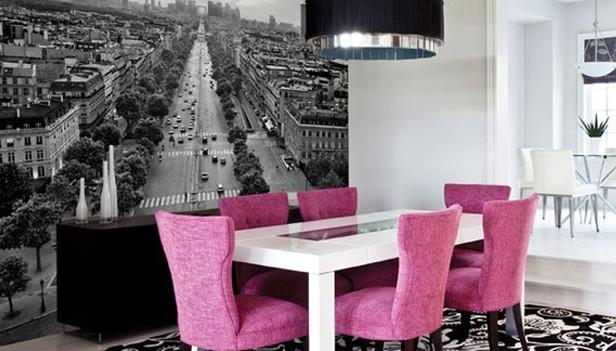Sala da pranzo stile moderno