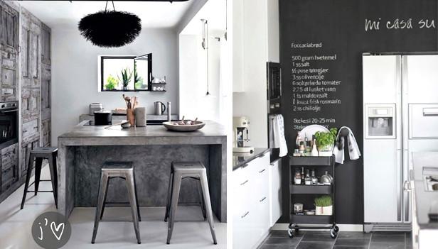 Parete Cucina Grigia ~ Ispirazione design casa
