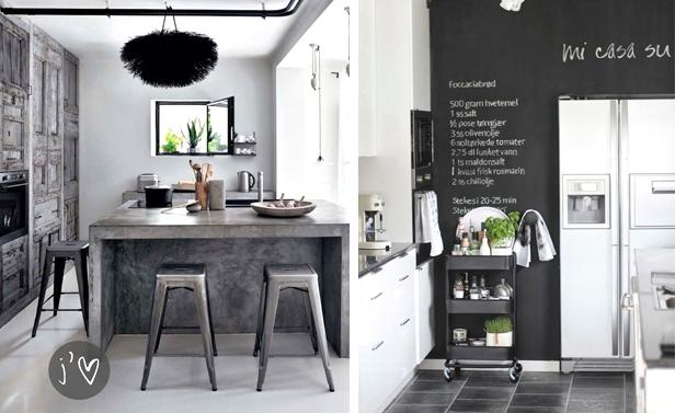 50 sfumature di grigio per la tua cucina - Descrivi la tua cucina ...