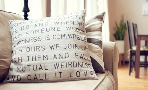 Cuscino fai da te crea il tuo cuscino molto design for Crea il tuo giardino