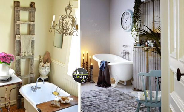 Idee Arredo Bagno Vintage : Arredamento bagno vintage: accessori bagno vintage veca arredamento