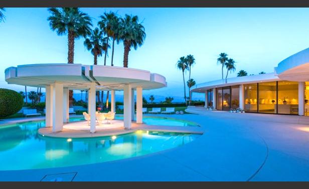 Villa di lusso nel sud della california da sogno for Piani casa di lusso 2015