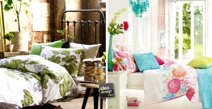 Idee Per Decorare La Camera : Idea camera da letto idee per portare la primavera in camera