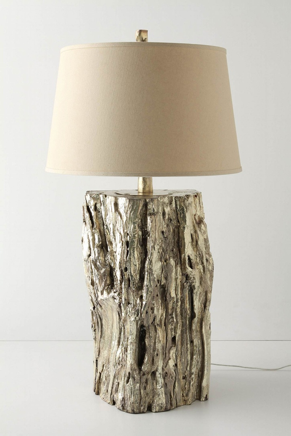 tronco lampadina