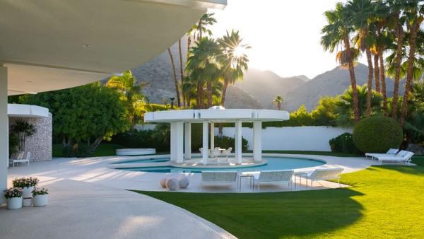 villa di lusso nel sud della california da sogno