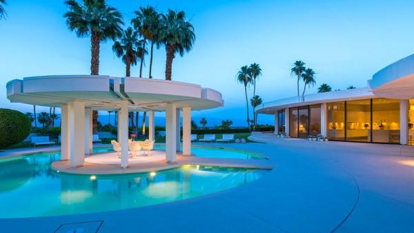 Villa di lusso nel sud della california da sogno for Lusso home