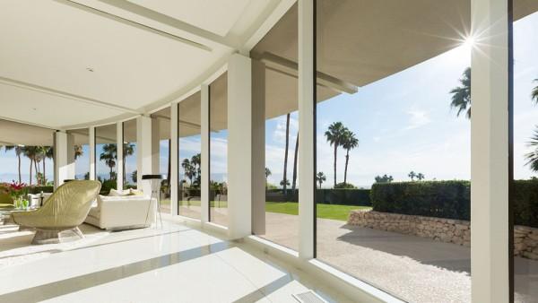 Villa di lusso nel sud della california da sogno for Design e rimodellamento della casa sud occidentale