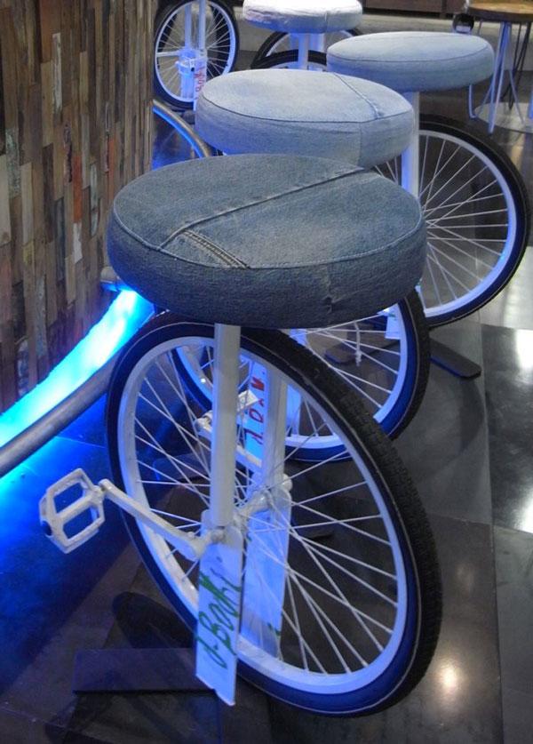 Riciclo Bicicletta 22 Idee Per Un Riciclo Creativo