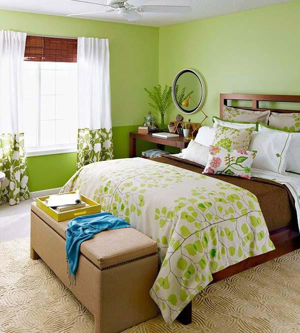 Idea camera da letto 38 idee per portare la primavera in - Idea camera da letto ...
