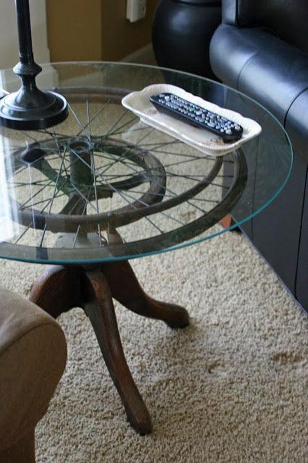 tavolo ruota