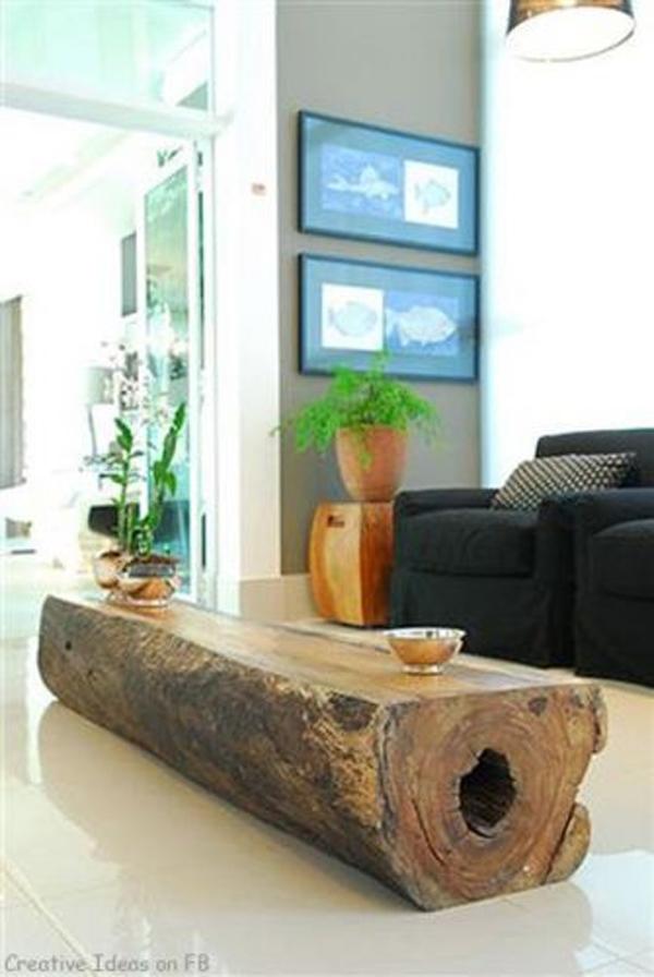 Preferenza Tronco design: Quando un tronco diventa design! 30 idee MM22