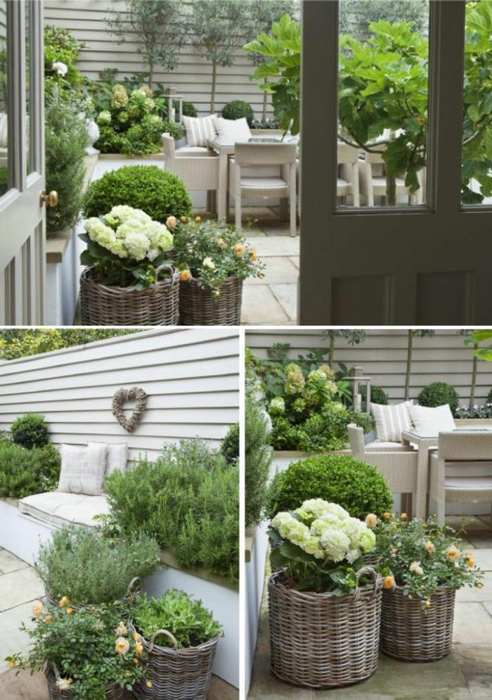Vasi di fiori 30 idee originali per illuminare il tuo giardino - Idea design casa ...