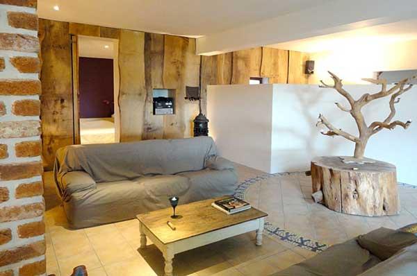 Abbinare legno nel salone 20 idee per arredare il salone for Arredare il salone