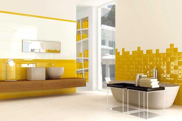 Arredare con il giallo un colpo di sole dentro casa for Arredare casa vastu