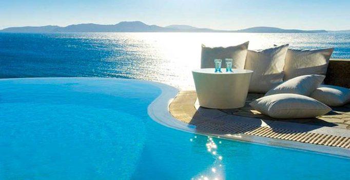 Piscine panoramiche 20 paradisi terrestri - Sognare piscine ...