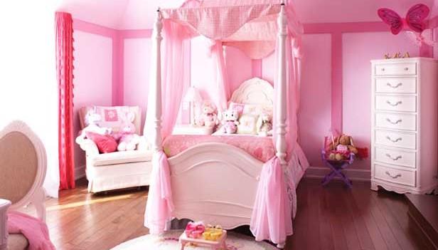 Idee cameretta bimba arredare una bella cameretta rosa for Idee cameretta ragazza