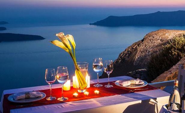 cena visto mare