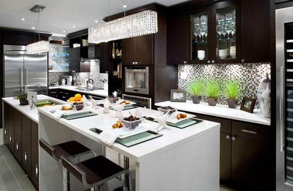 Beautiful Cucina Bianca E Nera Colore Pareti Gallery - Home ...