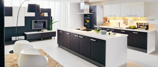Stunning Cucina Bianca E Nera Gallery - Embercreative.us ...