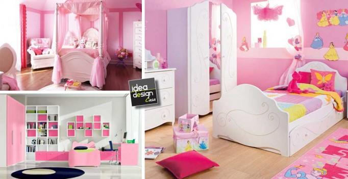 idee-cameretta-rosa-bimba