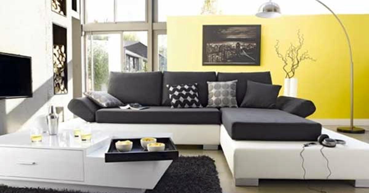 Arredare con il giallo un colpo di sole dentro casa - Arredare casa con parquet ...