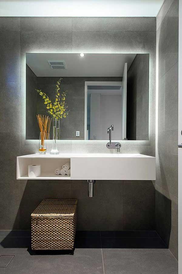Arredo bagno led illuminare il bagno con i led - Illuminazione bagno led ...