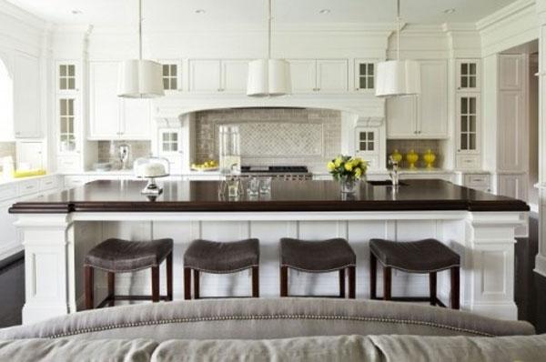Idea design cucina bianca e nera! 20 idee da cui trarre ispirazione…