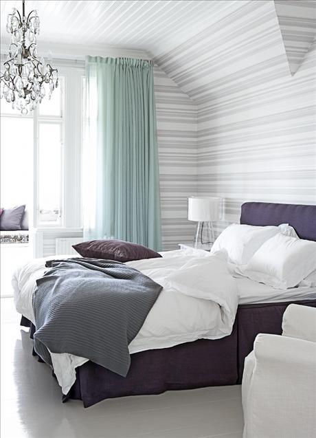 Idee camera da letto viola 3