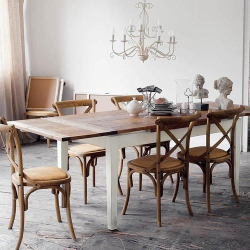 sala da pranzo provenzale: 29 idee stile provenzale - Idee Arredamento Soggiorno Pranzo 2