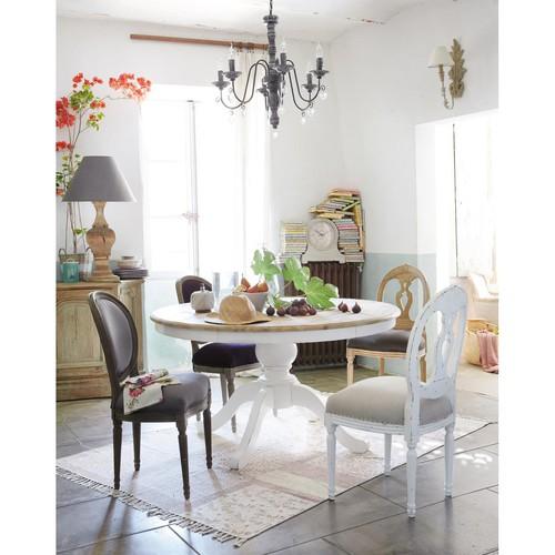 Sala da pranzo provenzale 29 idee stile provenzale - Maison du monde tavoli pranzo ...