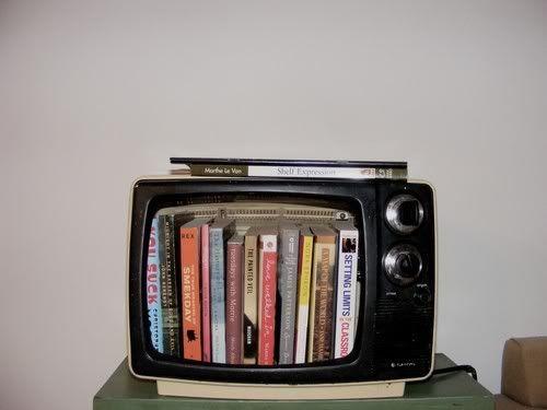 Riciclo creativo televisione