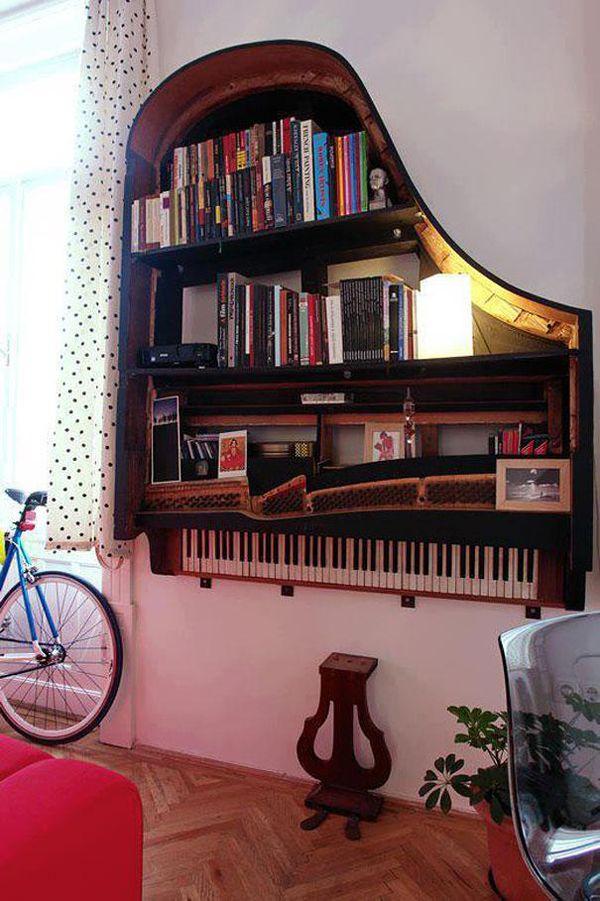 arredare con strumenti musicali 27