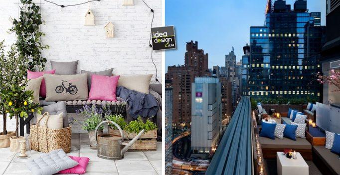 Schmücken Die Terrasse: 33 Ideen Für Eine Terrasse Design 5 Ideen Fur Terrassendesign Garten
