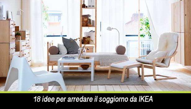 Arredare il soggiorno da ikea ecco 24 bellissimi soggiorni for Ikea soggiorni