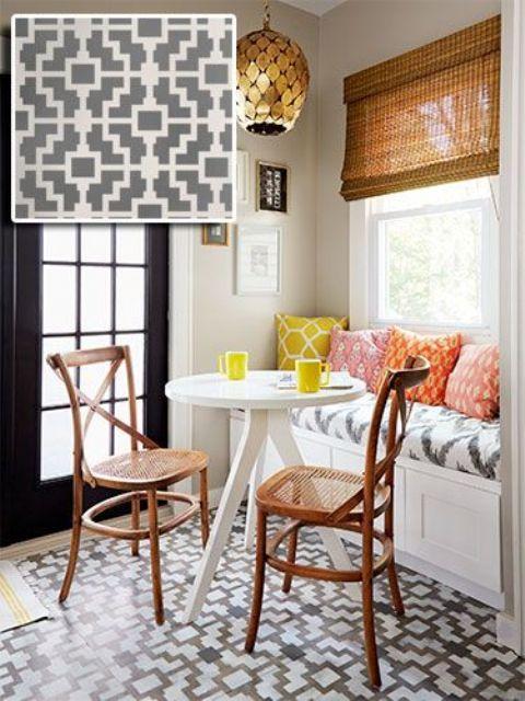 Piccola sala da pranzo 44 idee per arredarla con stile for In house decoration ideas
