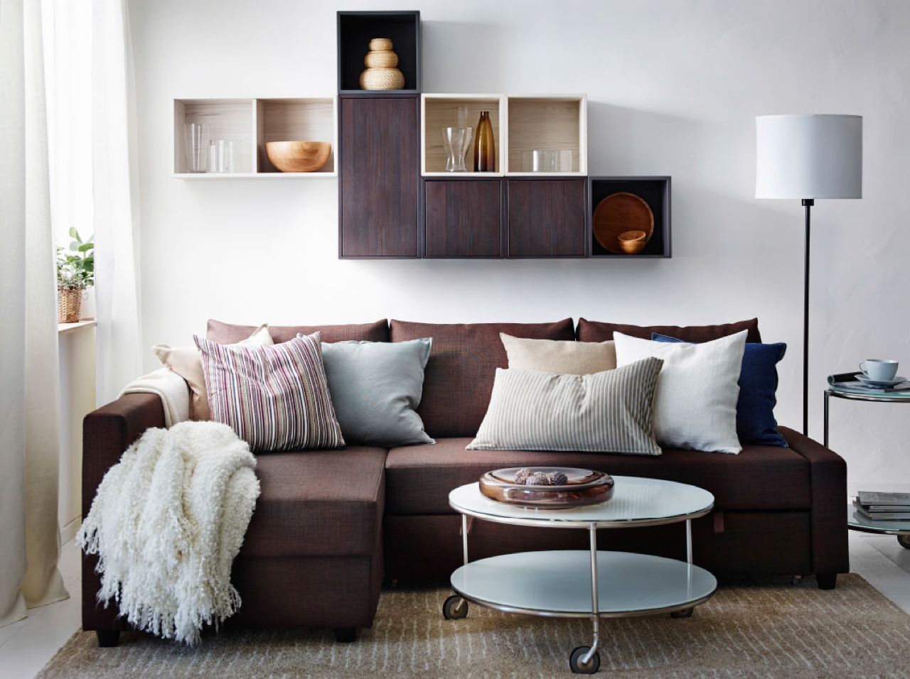 decorating your living room from ikea: here's 24 beautiful stays - Soggiorno Tv Ikea 2