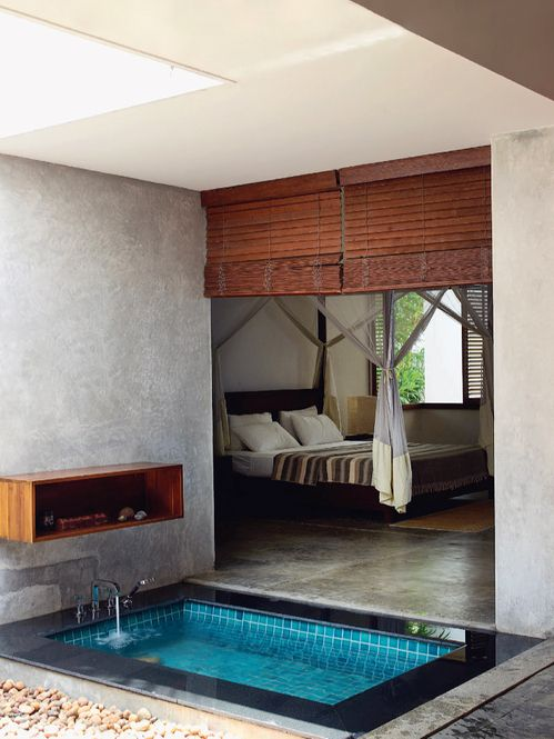 Beautiful Piscina In Camera Da Letto Images - House Interior ...