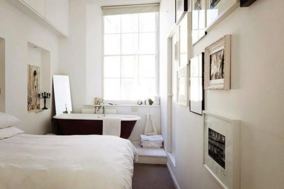 Vasca in camera da letto 26 camere da letto con vasca for Case con due master suite