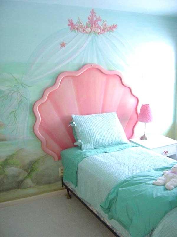 decorare la cameretta-bambina-tema-mare