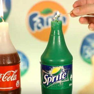 Candela Coca Cola
