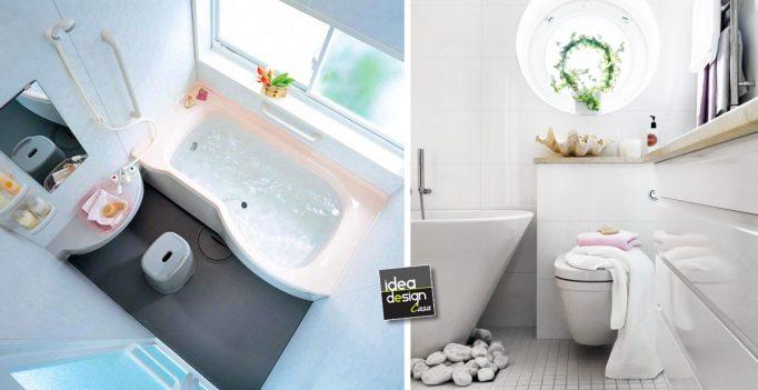 Bagni Da Sogno Facebook : Arredare un bagno piccolo idee da scoprire