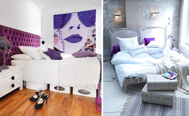 Camere da letto ragazze tumblr varie - Camere per teenager ...