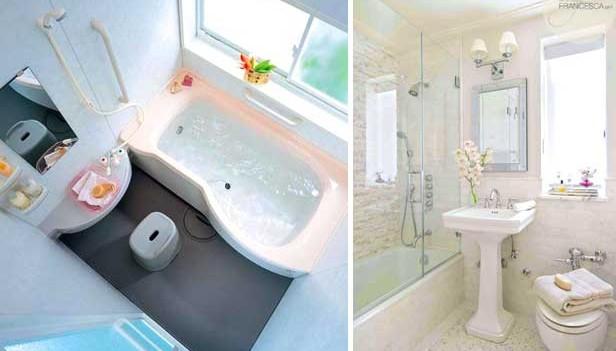 Arredare un bagno piccolo 26 idee da scoprire - Arredare il bagno piccolo ...
