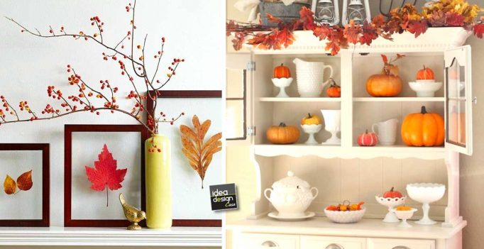 Decorare casa autunno 30 idee creative per decorare casa for Abbellire la casa